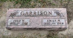 Frederick William Fred Garrison