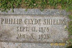 Phillip Clyde Shields