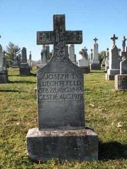 Joseph T. Luechtefeld
