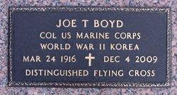 Joe Tynon Boyd
