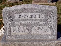 Clifton William Borgschulte