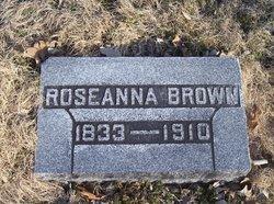 Roseanna <i>Heater</i> Brown