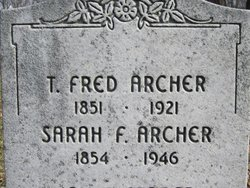 T. Fred Archer