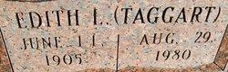Edith Lee <i>Taggart</i> Benson