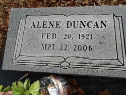 Alene <i>Duncan</i> Andrews