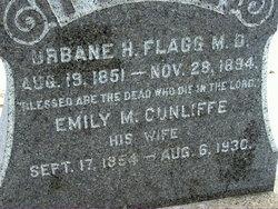Dr Urbana Hallock Flagg