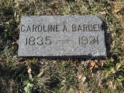 Caroline Amelia <i>Fisher</i> Barden