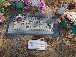 Lana Dawn <i>Mann</i> Bosley