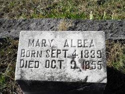 Mary Albea
