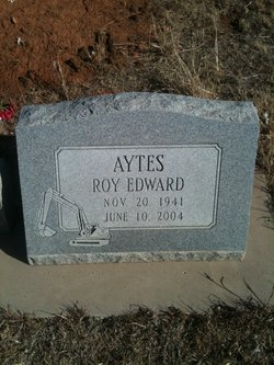 Roy Edward Aytes