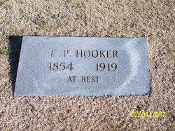 Edward Pinkney Pink HOOKER