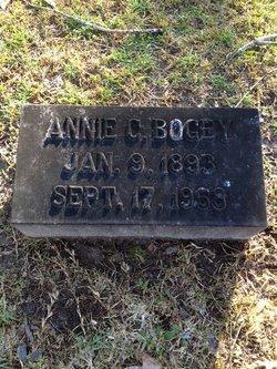 Annie Mance <i>Cummings</i> Bogey
