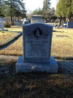 Sue <i>Sugg</i> Harper