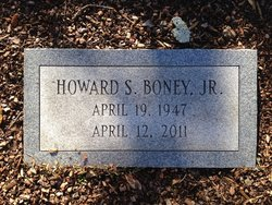 Howard Southerland Boney, Jr