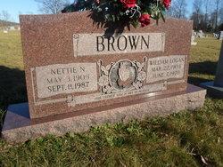 Nettie N Brown