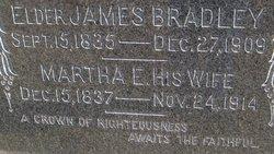 Rev James W Bradley