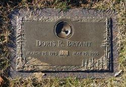 Doris R. <i>Rogers</i> Bryant