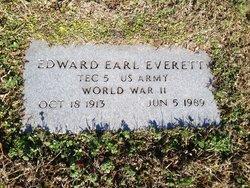 Edward E Everett