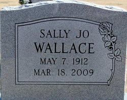 Sally Jo <i>Colson</i> Wallace