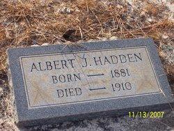 Albert J Hadden