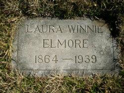 Laura Winnie <i>Sams</i> Elmore