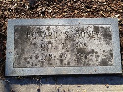 Howard S Boney