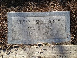 Vivian <i>Fisher</i> Boney