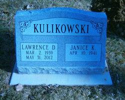 Lawrence Daniel Boom Boom Kulikowski