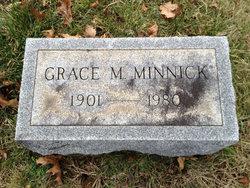 Grace M. <i>Bachman</i> Minnick