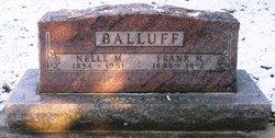 Nellie M. <i>Hunt</i> Balluff