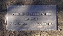 Vernie J. Alexander