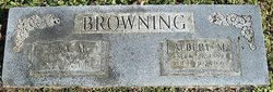Eva May <i>Wilkerson</i> Browning