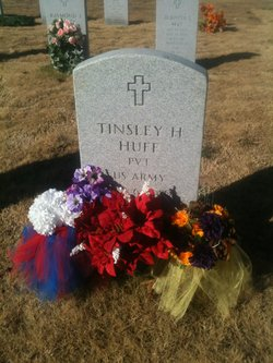 Tinsley Hyle Tommy Huff