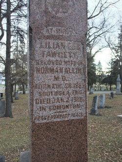 Lillian E <i>Fawcett</i> Allin