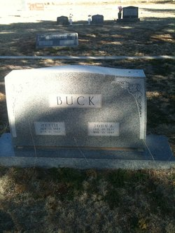 John Albert Buck