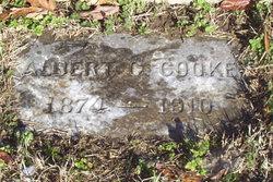 Albert Cooke