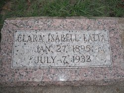 Clara Isabell Latta