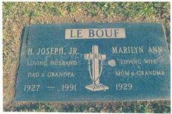 Horace Joseph LeBouf, Jr