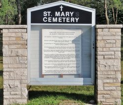 Saint Marys Catholic Cemetery (New)