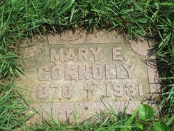 Mary E <i>Smith</i> Connolly