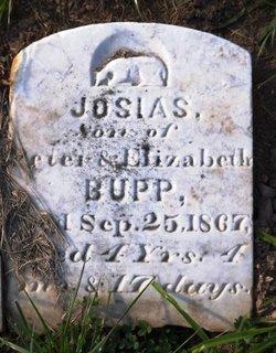 Josiah Josias Bupp