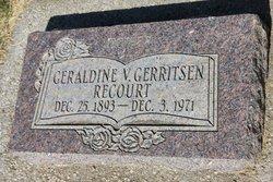 Geraldine <i>Vanderwaard</i> Gerritsen