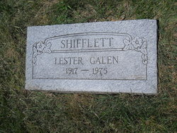 Lester Galen Shifflett