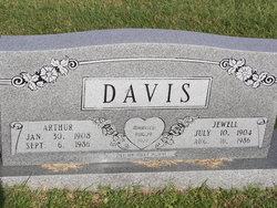 Jewell <i>Autrey</i> Davis