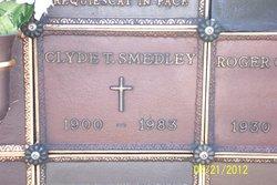 Clyde Thomas Smedley