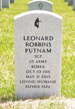 Leonard Robbins Putnam