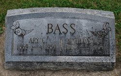 Matilda May <i>Linville</i> Bass