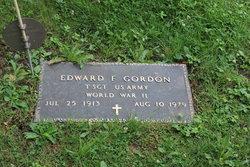 Edward Francis Eddie Gordon