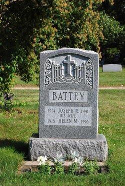 Helen M <i>Fogarty</i> Battey