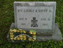 Rev George Robinson George II Krupp, Jr